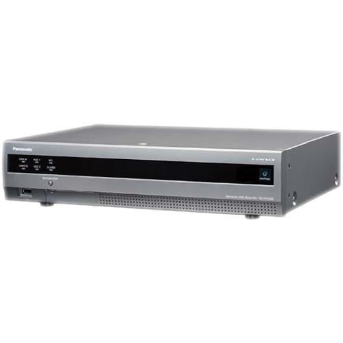 Panasonic WJ-NV200 i-PRO SmartHD Network Disk Recorder (4 TB HDD)