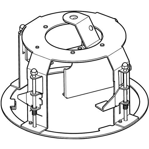 Panasonic WV-Q175 Recessed Ceiling Mount