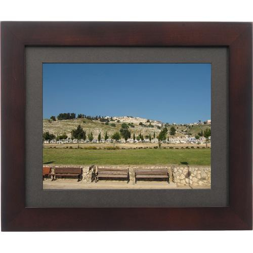 "Pandigital 10.4"" Digital Photo Frame (Espresso)"