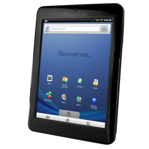 "Pandigital Novel 7"" Android Multimedia Tablet & Color eReader"