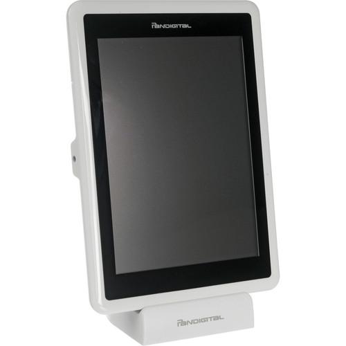 "Pandigital 7"" Color Multimedia eReader (White)"