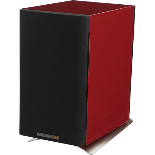 Paradigm A2 Powered Speaker (Vermillion Red Gloss)