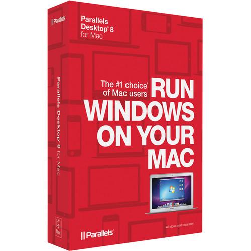 Parallels Parallels Desktop 8 for Mac (OEM Version)