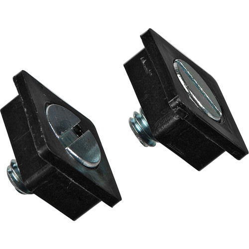 """Paramount #ASH Plastic Accessory Shoe with 1/4""""-20 Bottom Thread - 2 Pieces"""