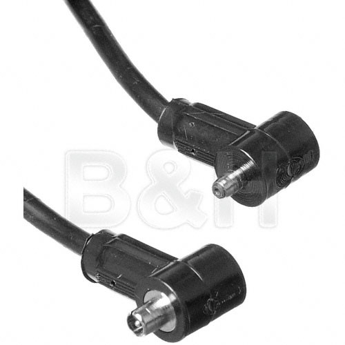 """Paramount 8-6C - PC Male to PC Female Extension Cord - Coiled - 21"""" to 5'"""