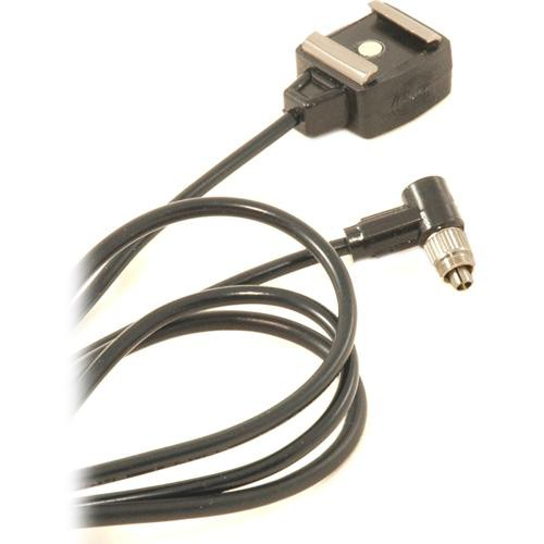 Paramount PMHSFSKL15S Sync Cord - Hot Shoe to Male Screw-Lock PC - 15' (4.5m)