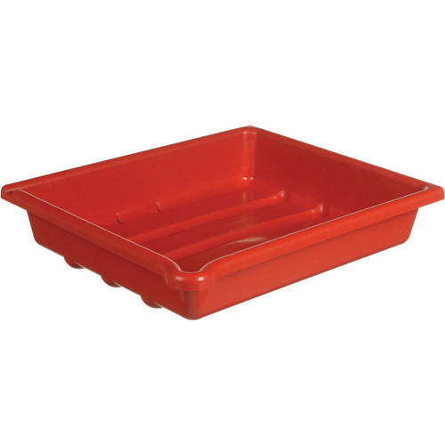 """Paterson Plastic Developing Tray - for 8x10"""" Paper(Red)"""