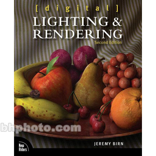 New Riders Book: Digital Lighting and Rendering (Second Edition)
