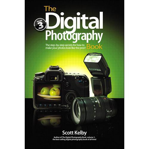 Peachpit Press Book: The Digital Photography Book, Part 3 (First Edition)
