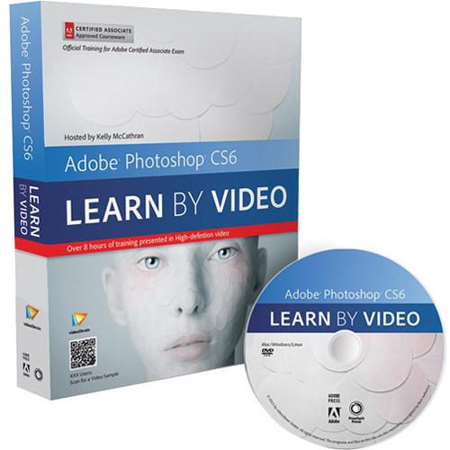 Peachpit Press DVD & Book: Adobe Photoshop CS6: Core Training in Visual Communication (1st Edition)