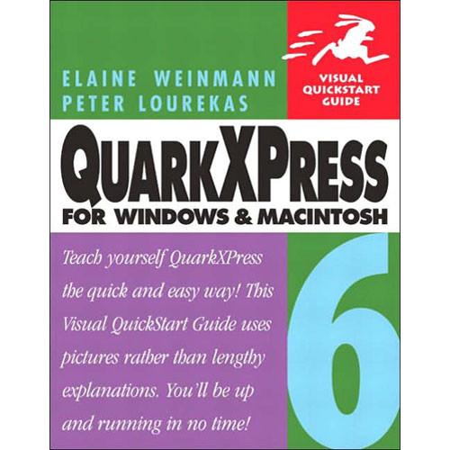 Pearson Education QuarkXPress 6 for Windows & Macintosh (Visual QuickStart Guide)