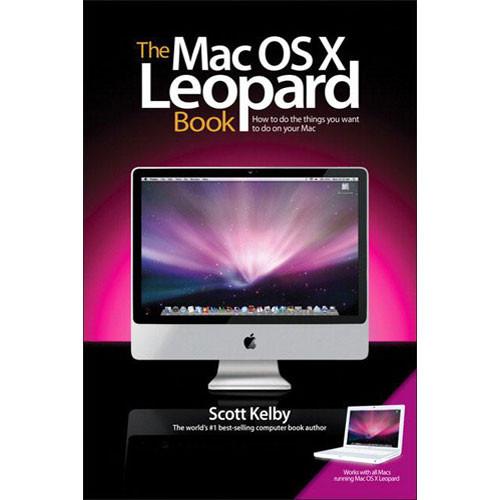 Pearson Education The Mac OS X Leopard Book