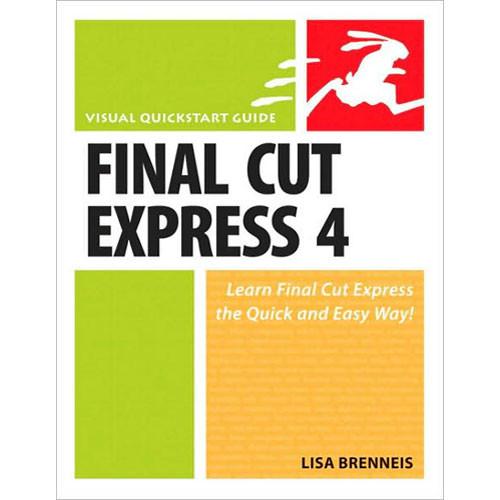 Pearson Education Final Cut Express 4