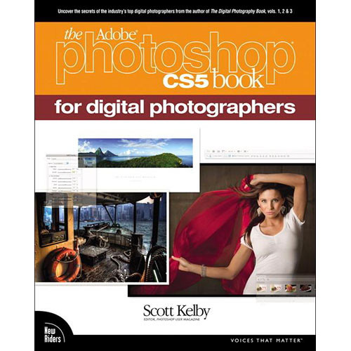 Pearson Education Book: The Adobe Photoshop CS5 Book for Digital Photographers (First Edition)