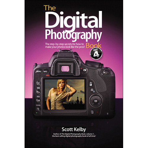 Peachpit Press Book: The Digital Photography Book, Part 4 (First Edition)