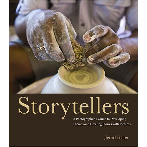Pearson Education Book: Storytellers: A Photographer's Guide to Developing Themes and Creating Stories with Pictures