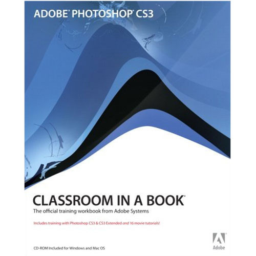 Pearson Education Book: Adobe Photoshop CS3 Classroom in a Book