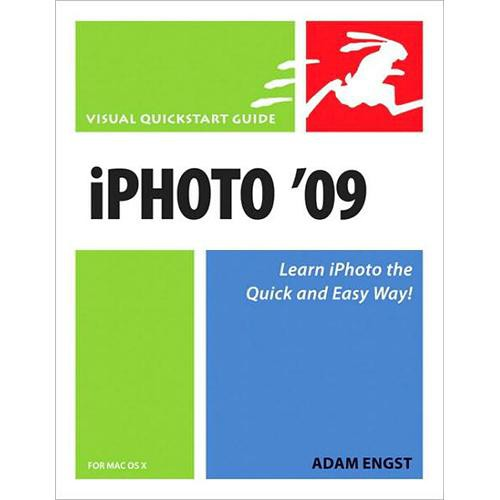 Pearson Education iPhoto 09 for Mac OS X: Visual QuickStart Guide (Paperback)