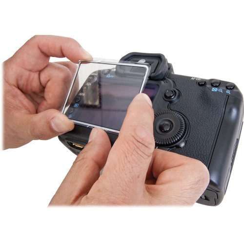 Pearstone LCD Screen Protector for Nikon D300 & D300s