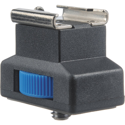 """Pearstone Accessory Shoe Adapter w/ 1/4""""-20 Stud Connector"""