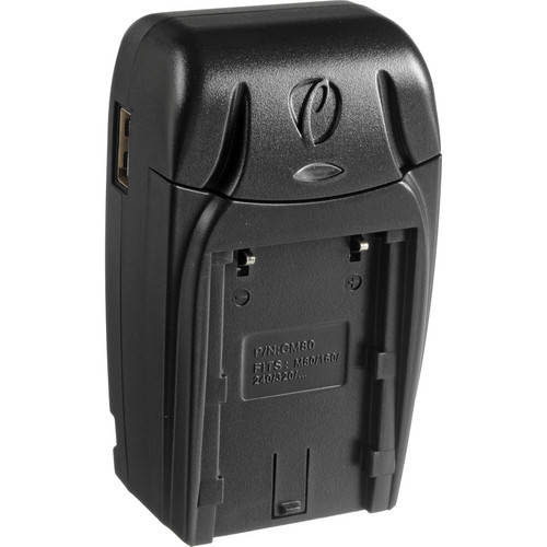 Pearstone Compact AC/DC Battery Charger for Samsung SB-LSM80 / LSM160