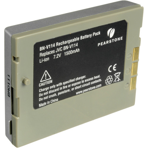 Pearstone BN-V114 Lithium-Ion Battery (7.2V, 1500mAh)