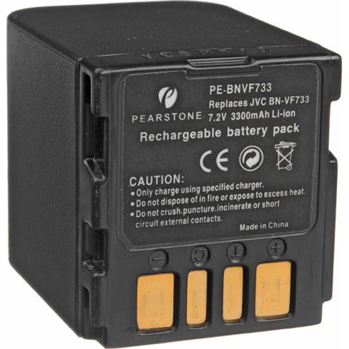 Pearstone BN-VF733S Litihium-Ion Battery (7.2V, 3300mAh)