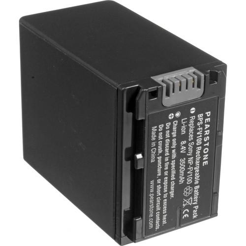 Pearstone BPS-FV100 Lithium-Ion Battery Pack (8.4V, 3500mAh)
