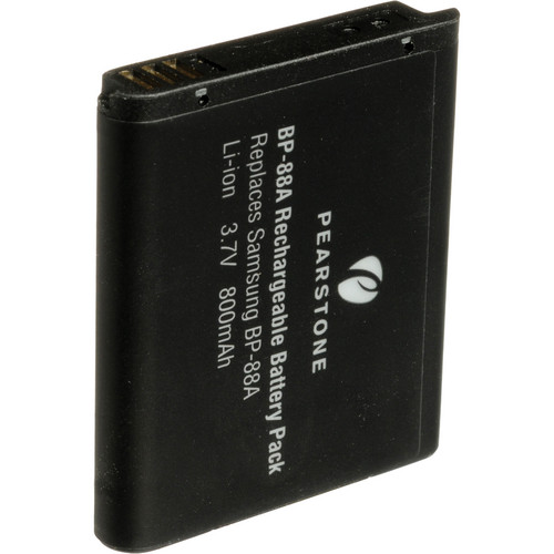 Pearstone BP-88A Lithium-Ion Battery Pack (3.7V, 800mAh)