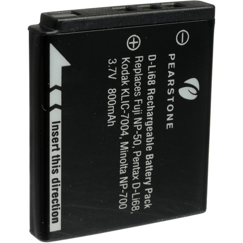 Pearstone NP-50 Lithium-Ion Battery Pack (3.7V, 825mAh)