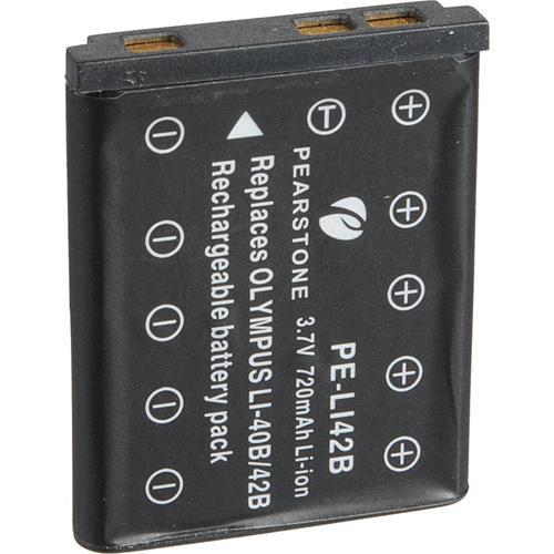 Pearstone EN-EL10 Lithium-Ion Battery Pack (3.7V, 720mAh)