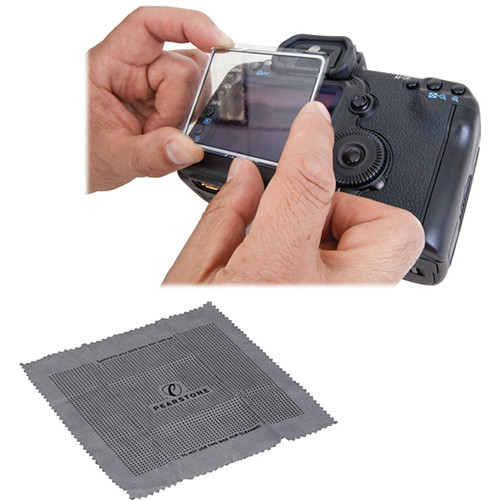Pearstone LCD Screen Protector Kit for Nikon D3 and D3x DSLRs