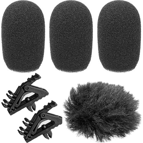 Auray Lavalier Deluxe Accessory Kit (Small)