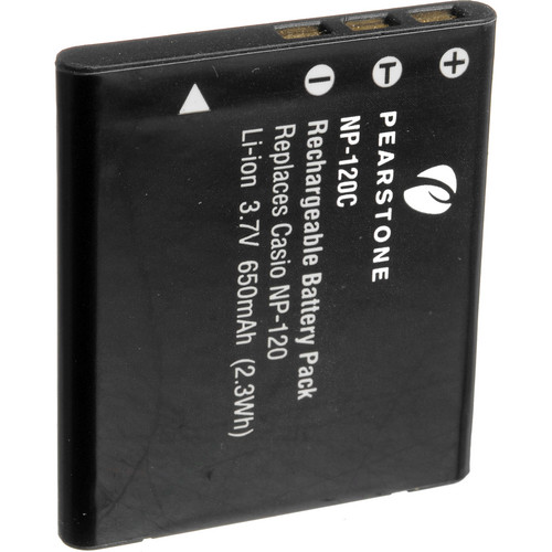 Pearstone NP-120C Lithium-Ion Battery Pack (3.7V, 650mAh)