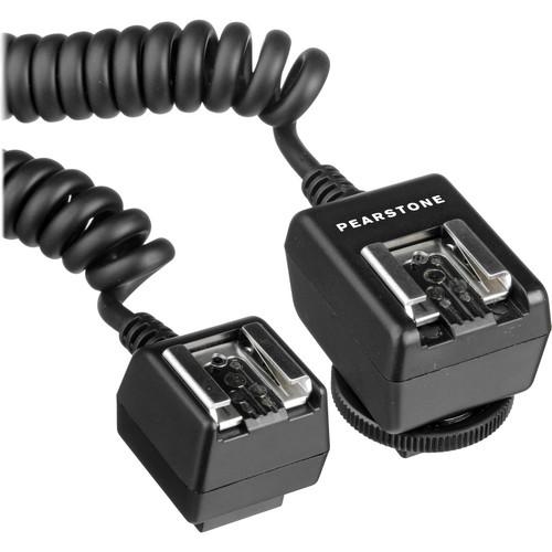 Pearstone Universal Duo TTL Off-Camera Flash Cord - 6.5' (2 m)