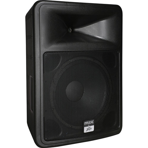 "Peavey Impulse 1015 Weather-Resistant 15"" 2-Way Loudspeaker (Black)"