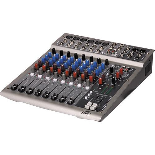 Peavey PV10 USB 10-Channel Recording Mixer with USB and DSP Effects