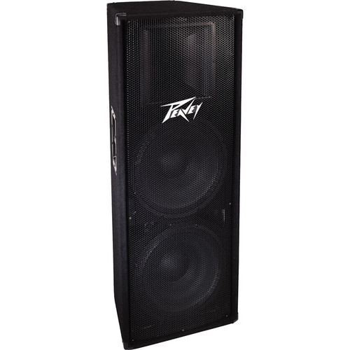 "Peavey PV 215 Two-Way Dual 15"" Passive Speaker"