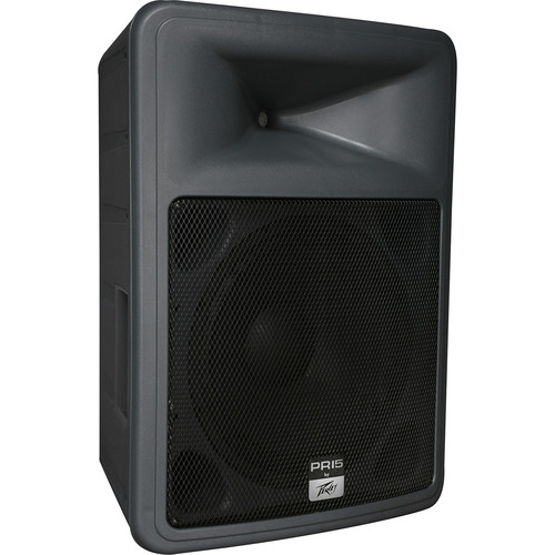 "Peavey PR15 2-Way Portable PA Speaker with 15"" Woofer"