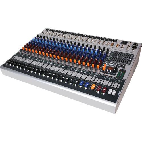 Peavey XR XR 1220 - 20 Channels, Dual Integrated 600-Watt Amplifiers