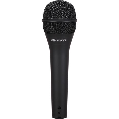 Peavey PVi 3 Dynamic Handheld Microphone (XLR Cable)