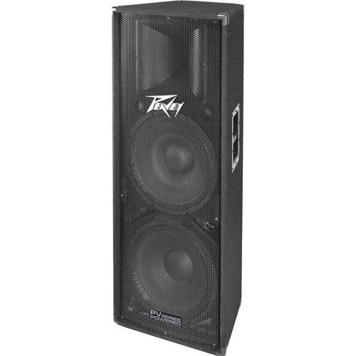 """Peavey PV 215D Two-Way Dual 15"""" Active Speaker (400W)"""