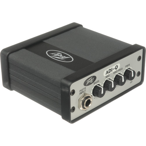 Peavey ADI-Q Active Direct Interface with EQ