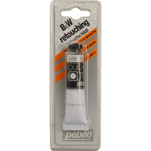 Pebeo Retouch Dye for Black & White Prints - Extra Light Gray/20ml