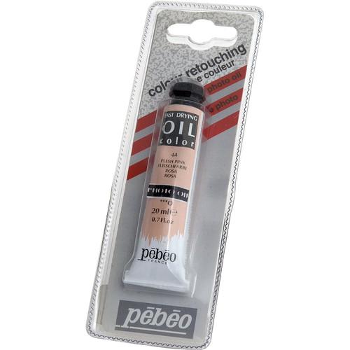 """Pebeo Oil Color Paint: No.44 Flesh Pink - 3/4x4"""" Tube (.7 Oz.)"""