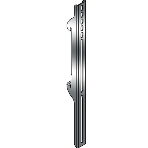 Peerless-AV Center Tilt Bracket for Flat Panel Screens, Model ACC670T  (Silver)