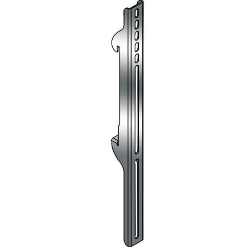 Peerless-AV Center Flat Bracket for Flat Panel Screens, Model ACC-680FS  (Silver)