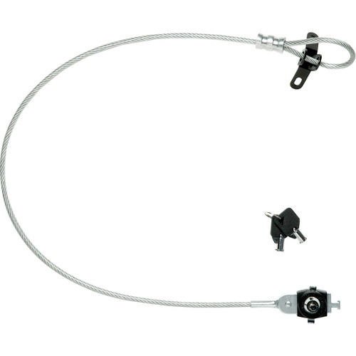 Peerless-AV Armor Lock Plus Security Cable with Keylock