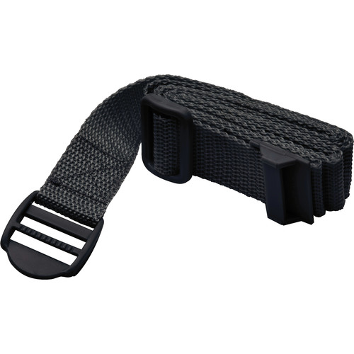 Peerless-AV Safety Belt for Shelves, Model ACC316 (Black)
