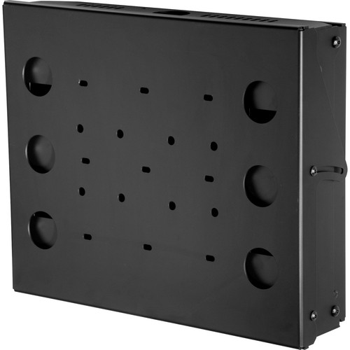 Peerless-AV Wall or Ceiling Mount with Computer/Media Controller Storage